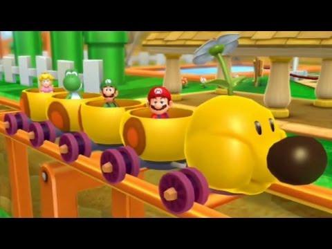 Mario Party 10 - Mushroom Park (2 Player Mario Party)