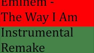Eminem - The Way I Am - Instrumental Remake (FL Studio 10)