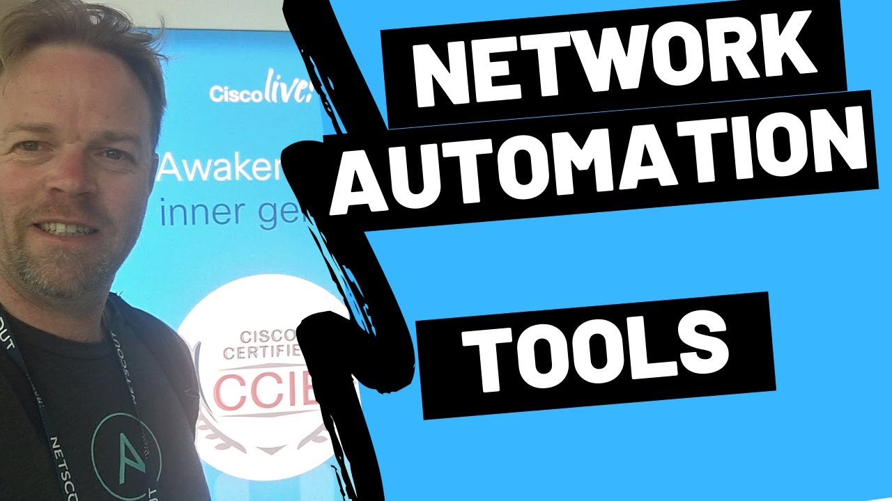 Network Automation Tools List • 7 Best Free Open Source