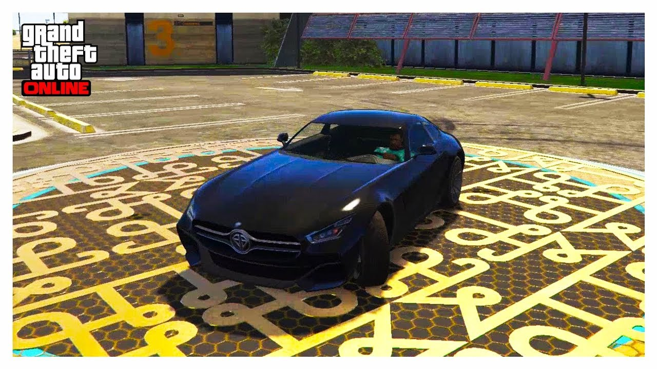 [ PC ] Secret Car´s GTA 5 Online Arena Wars | Modded Race | Unreleased  Vehicle 1 46