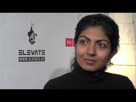 Interview: Anjali Kamat - Elevate 2010