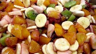 Winter Fruit Salad  Kilátó Clubhouse