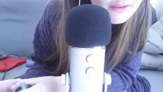 ASMR Français - Annonce Projets asmr : Besoin de vous