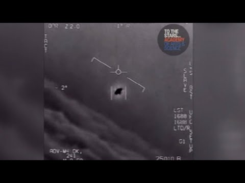 'UFO' videos really are 'unidentifiable' US Navy confirms