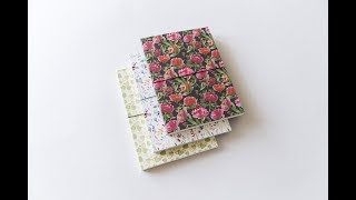 Výroba zápisníků pro Myynu