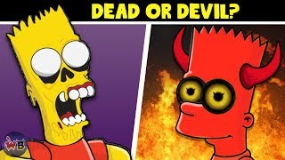 Creepy Simpsons Theories That Will Keep You Up At Night