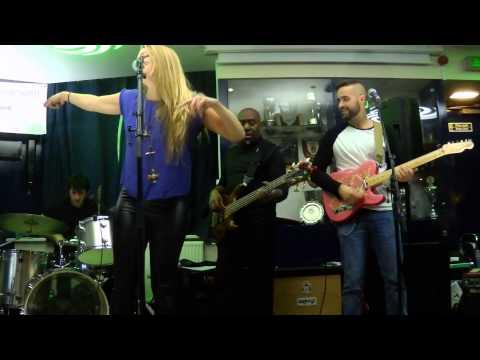 Jo Harman and Co at the Crawdaddy Club, Richmond...