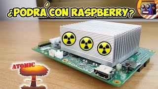 ☢️  ATOMIC PI ☢️  UN MINI PC x86 de 35$ ¿ SUPERA A RASPBERRY PI 4 ? análisis  en español