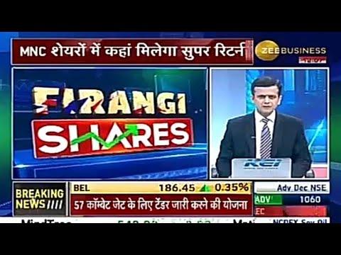 zee business !! Firangi shares !! Vikas Sethi and Vijay Chopra  to multibagger stock tips
