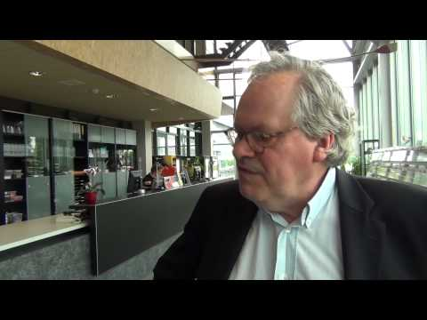 Interview Hans Ree  - opening NK 2012
