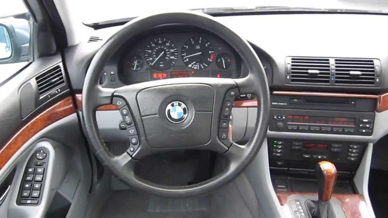 2001 bmw 525i blue stock 6138a interior youtube 2001 bmw 525i blue stock 6138a interior sciox Choice Image