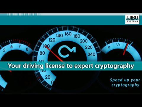 Your driving license to expert cryptography