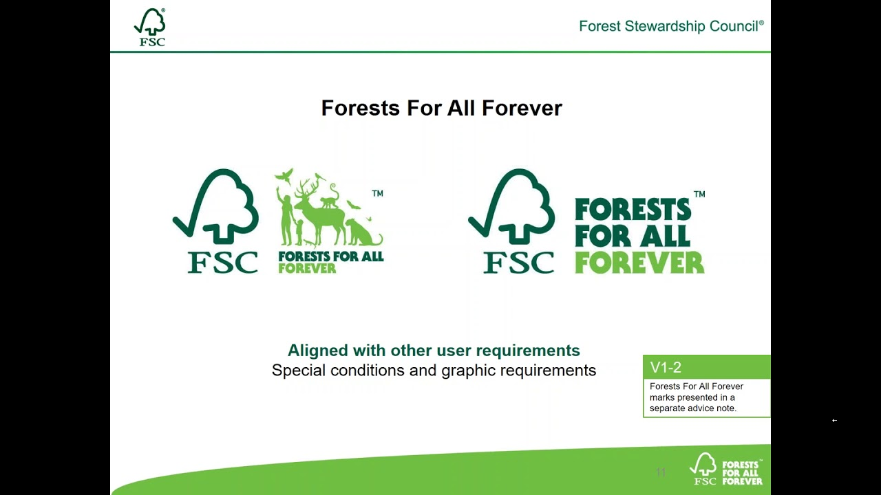 Revision fsc trademark requirements for certificate holders youtube revision fsc trademark requirements for certificate holders 1betcityfo Choice Image