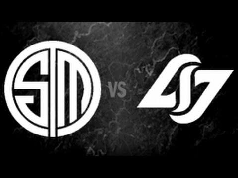 TSM vs CLG - 2014 NA LCS Playoff Semifinals G1