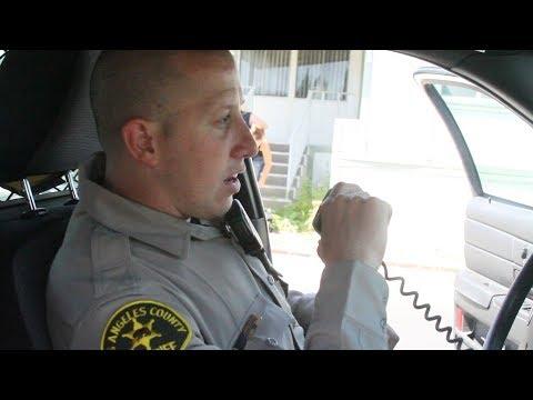 Ride along with Santa Clarita Valley Sheriff's Deputy Chris Germansen