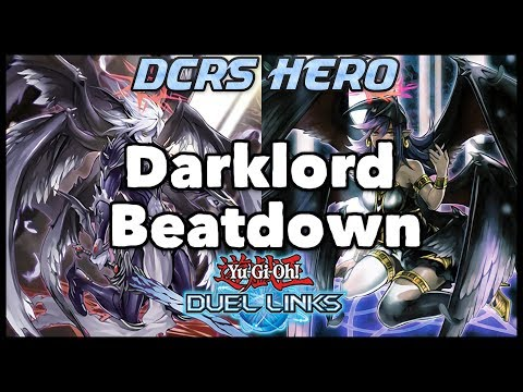 DUEL LINKS] Darklord Beatdown - PVP Duels + Deck Profile