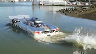 أسرع سيارة برمائية بالعالم