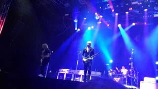 Status Quo 2015 Live @ Braunschweig Roll Over Lay Down