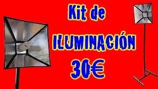 Cómo construir KIT DE ILUMINACIÓN (30€ aprox.)