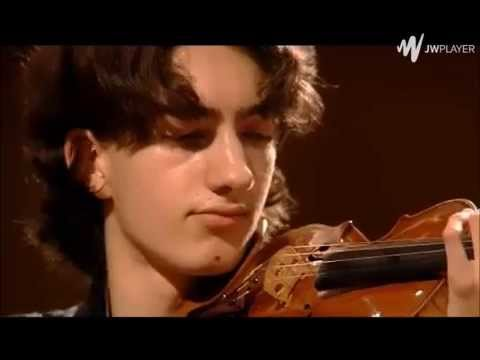 Stephen Waarts | Queen Elisabeth Violin Competition | Finals of 2015