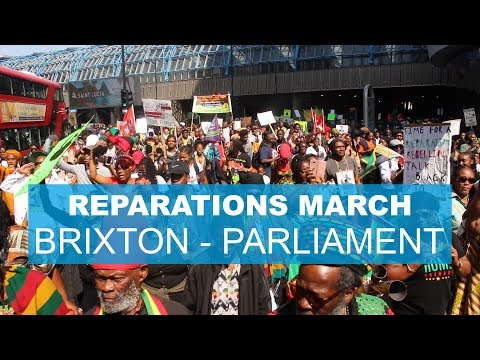Brixton-Parliament • Reparations March 2019
