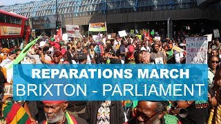 Brixton-Parliament • Reparations March 2019 UK