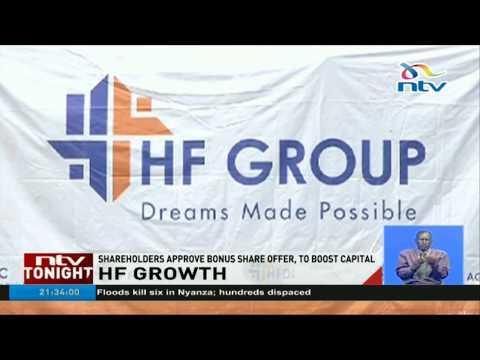 Housing Finance shareholders approve bonus share offer to boost capital