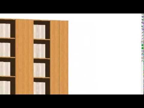 diceÑar muebles en 3d - youtube - Disenar Muebles 3d