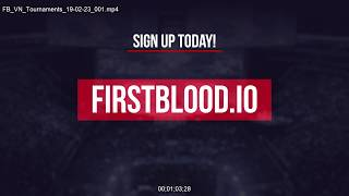Hướng dẫn đăng ký tài khoản và đăng ký giải đấu PUBG trên FirstBlood