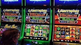 Live Slot Machine Play @ Choctaw Casino