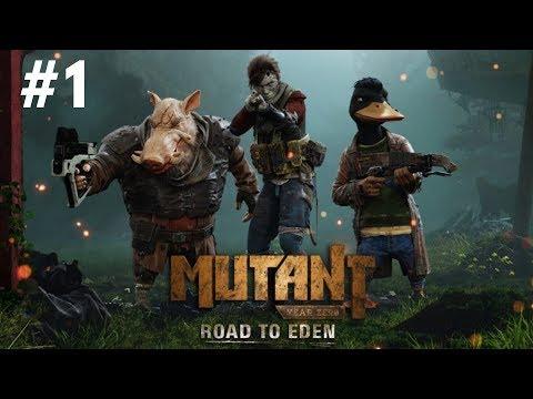 Mutant Year Zero Road To Eden   Gameplay episode #1  