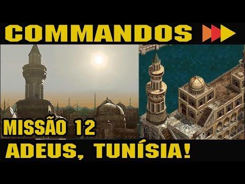 Commandos Behind Enemy Lines Missão 12 | Comandos Atrás das Linhas Inimigas