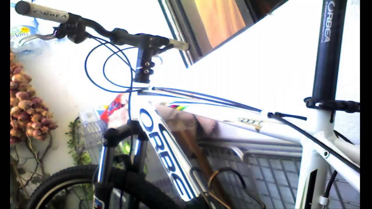 Presentacion nueva bici - Orbea Sport - YouTube