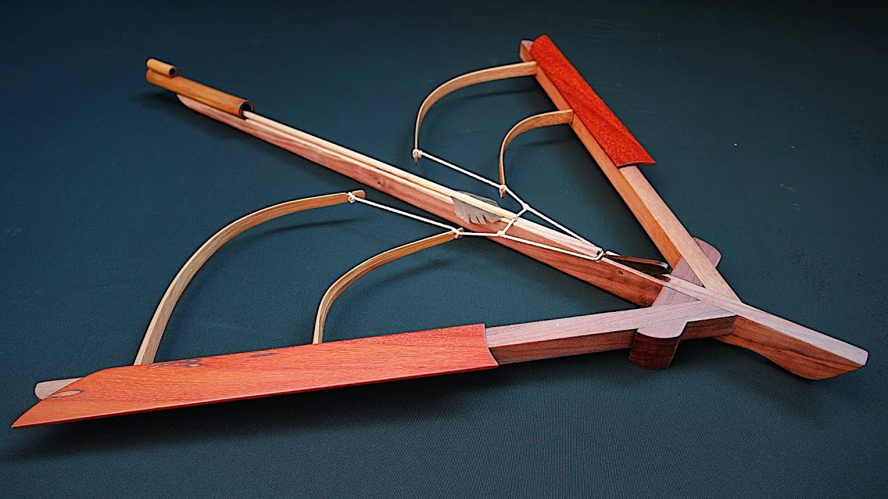 """Beautiful """"Dragonfly"""" Double Bow Click Crossbow 