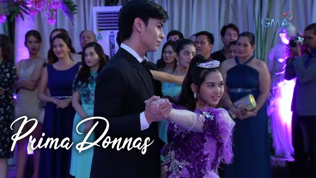 Prima Donnas: Ang pabida sa dance floor | Episode 121