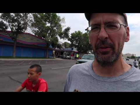 Picking at The Mile High Flea Market - Denver, Colorado - CPL 0041