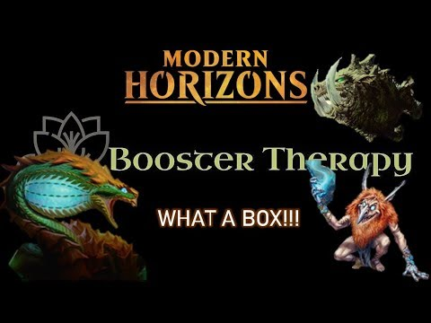 A New Horizon! | Modern Horizons Booster Box Opening! | Commander Masters Part 2!