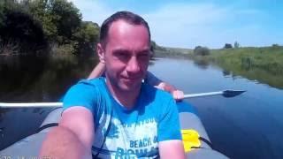 Искровка Недайвода каяк камера
