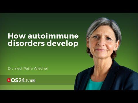 How autoimmune disorders develop