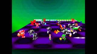 [HD] Robotron X (Ps1) - Part 9: Crazy Techno Music