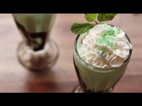 How to Make Shamrock Shakes | St. Patrick's Day Recipes | Allrecipes.com