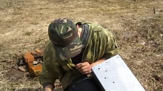 Походный-дачный мангал без сварки своими руками.Camping grill with their hands.