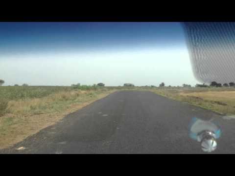 Drive to Singur Dam