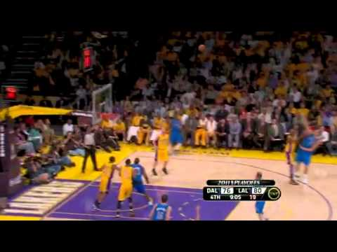 Mavericks vs. Lakers Game 1 | Western Conference Semi-Finals | 2011 NBA Playoffs