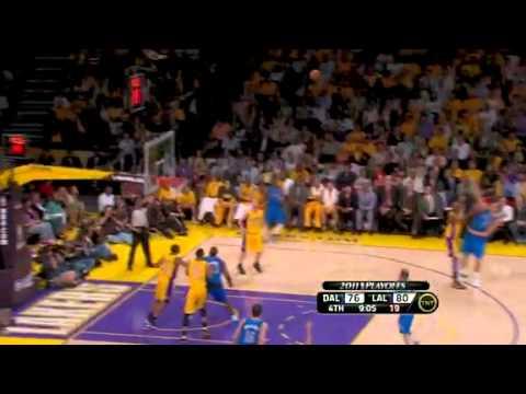 Mavericks Vs Lakers Game 1 Western Conference Semi Finals 2011 Nba Playoffs