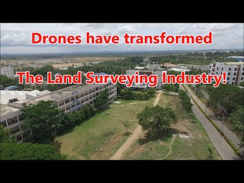 The Ultimate Guide for Land Surveying with Drones (Process Flow)