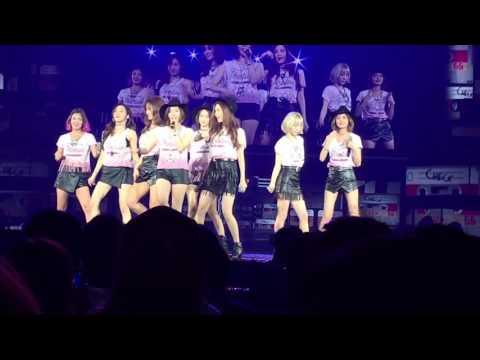 [Full HD] SNSD - Check @ Phantasia in Bangkok
