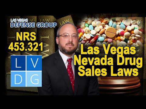 """How do I beat """"drug sale"""" charges in Las Vegas, Nevada? (NRS 453.321)"""
