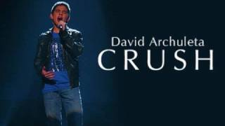 American idol david archuleta- crush ...