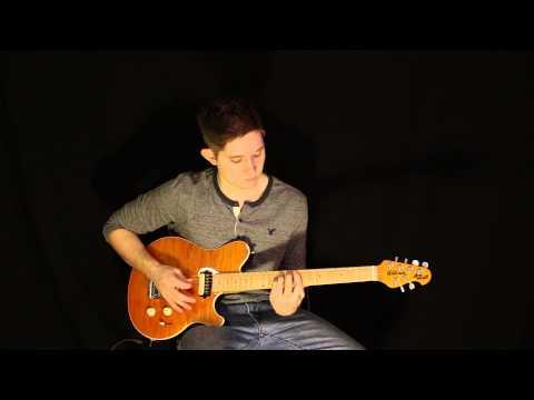 Uma Thurman - Fall Out Boy (Guitar Cover) HD